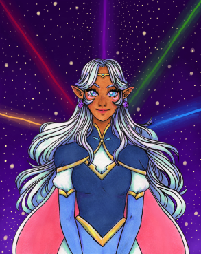 allura finished